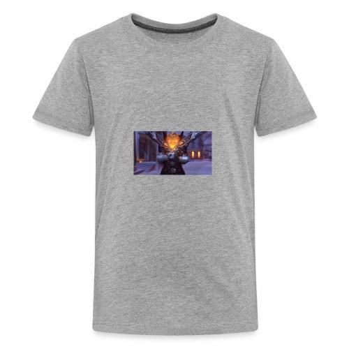 ReaperDude Halloween - Kids' Premium T-Shirt