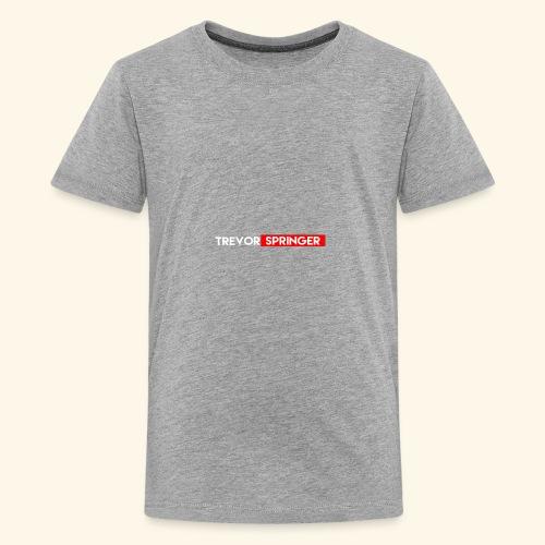 Trevor Springer (YOUTUBE EDITION) - Kids' Premium T-Shirt