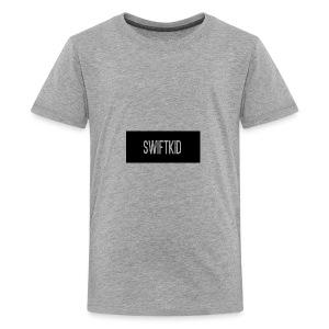 Swift Kid Logo - Kids' Premium T-Shirt