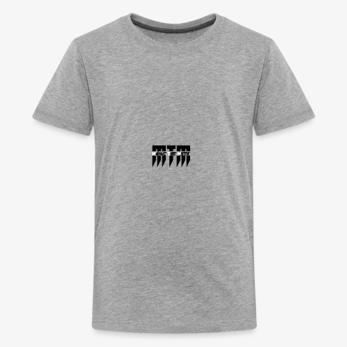 MTM Manic The Myth logo - Kids' Premium T-Shirt