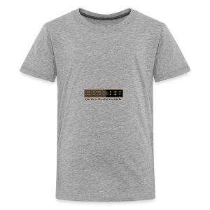 Hustle_Life - Kids' Premium T-Shirt