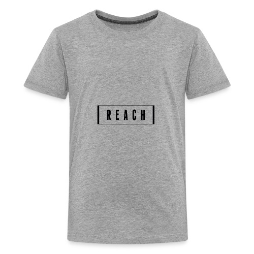 Reach t-shirt - Kids' Premium T-Shirt