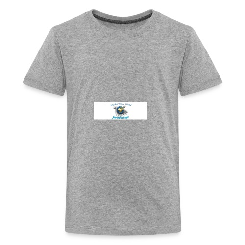English Topics World - Kids' Premium T-Shirt