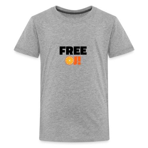 Free O.J. Simpson - Kids' Premium T-Shirt