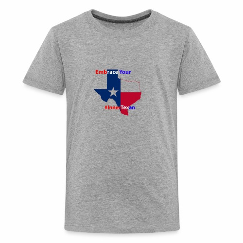 Inner Texan - Kids' Premium T-Shirt