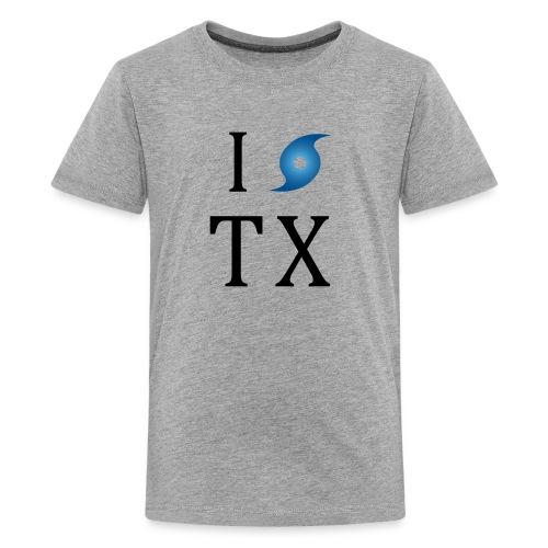I Hurricane Texas - Kids' Premium T-Shirt