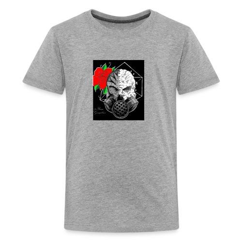 Caveira toxica - Kids' Premium T-Shirt