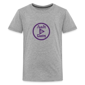Ash and Dan YouTube Channel - Kids' Premium T-Shirt
