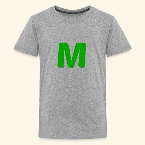 Minicrusher Green M - Kids' Premium T-Shirt
