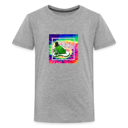frog bottom pickens - Kids' Premium T-Shirt