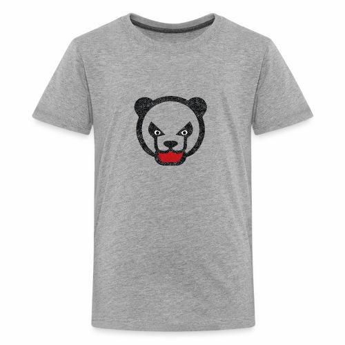 Mad panda bear - Kids' Premium T-Shirt