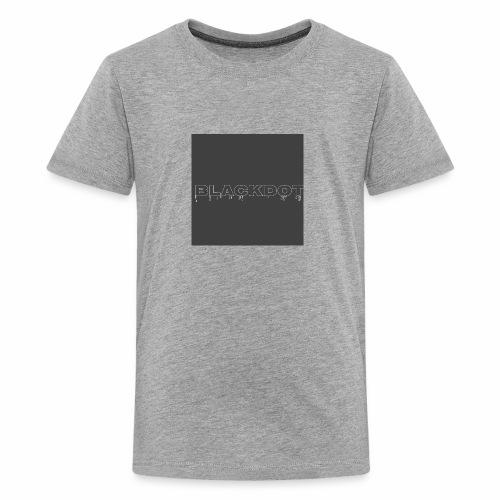BLACKDOT DRIPPY - Kids' Premium T-Shirt