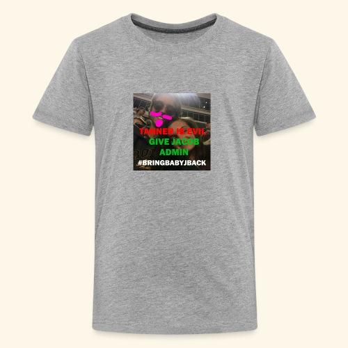 A movement - Kids' Premium T-Shirt
