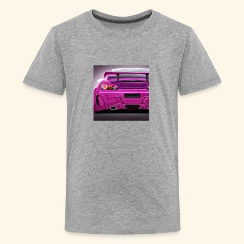 pink k - Kids' Premium T-Shirt
