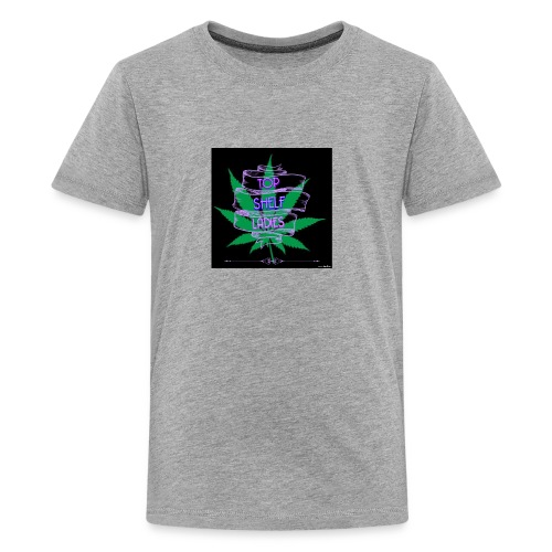 TOP SHELF LADIES - Kids' Premium T-Shirt
