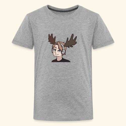 The Moose is on the loose - Kids' Premium T-Shirt