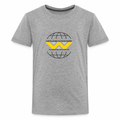 Weyland Yutani Corp - Building Better worlds - Kids' Premium T-Shirt