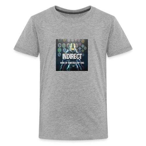 Home of Your Halo Top Tens - Kids' Premium T-Shirt