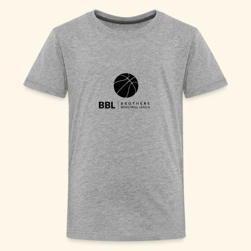 Brothers Basketball design - Kids' Premium T-Shirt