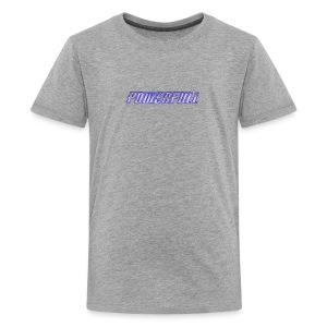 POWERFULL - Kids' Premium T-Shirt
