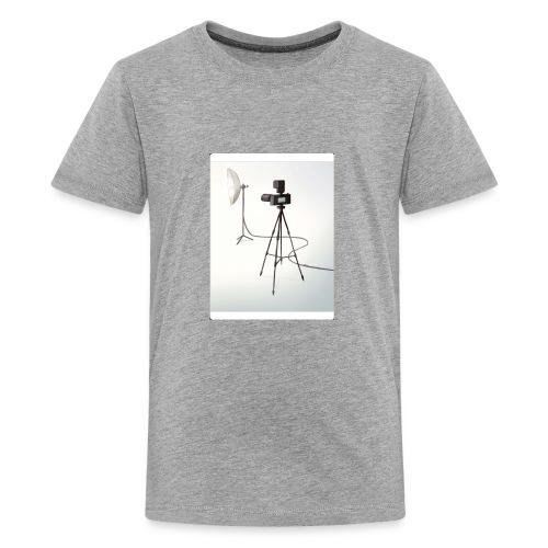 Camera 🎥 - Kids' Premium T-Shirt