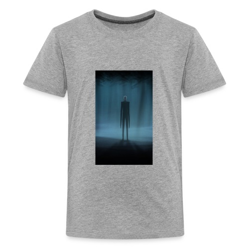 Creepy Forest Person - Kids' Premium T-Shirt