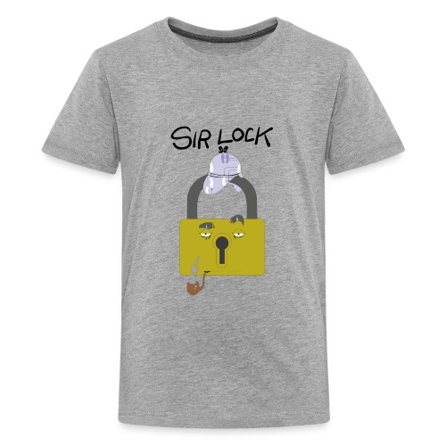 sir lock - Kids' Premium T-Shirt