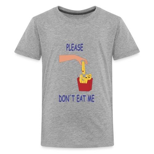 DON T EAT ME FF - Kids' Premium T-Shirt