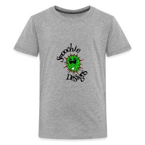 Smoochie Designs logo - Kids' Premium T-Shirt