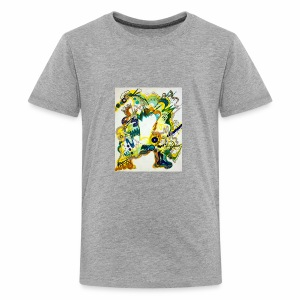 monster chaos - Kids' Premium T-Shirt