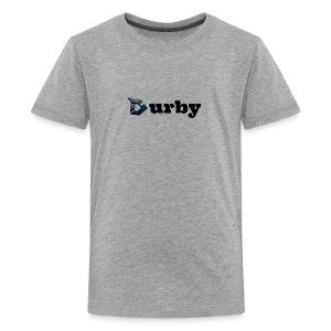 DURBY PRODUCTIONS MERCHANDISE - Kids' Premium T-Shirt