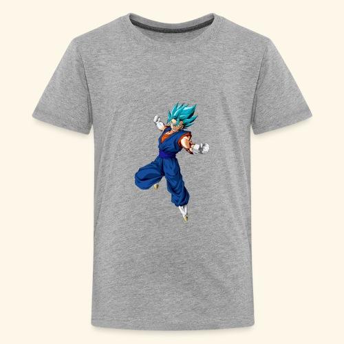 Vegito super saiyan blue - Kids' Premium T-Shirt