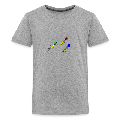 3 Darts - Kids' Premium T-Shirt