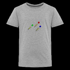 3 Darts - Kids' Premium T-Shirt