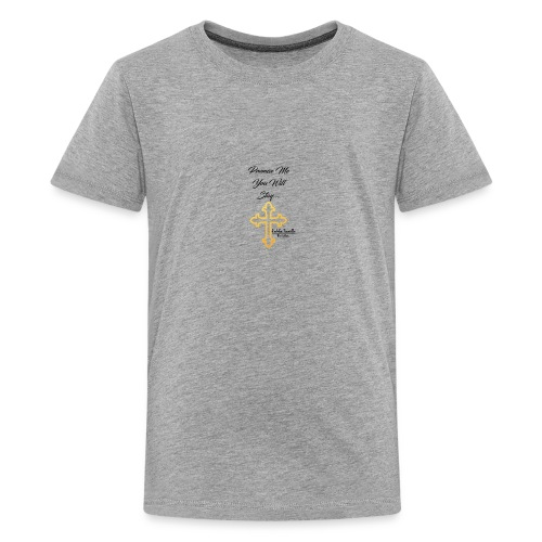 promise me you will stay - Kids' Premium T-Shirt