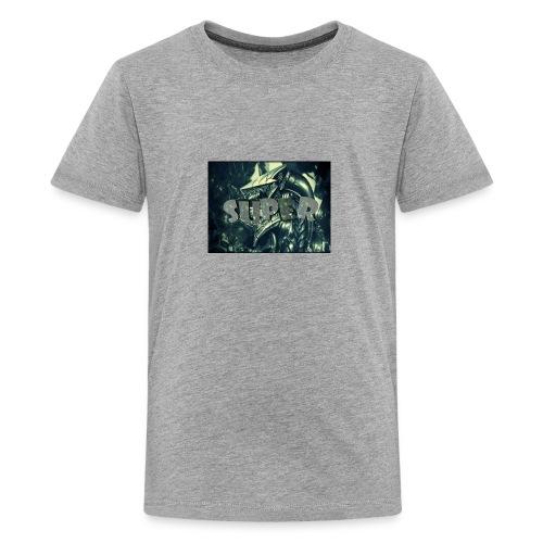 the super gaming logo 1 - Kids' Premium T-Shirt