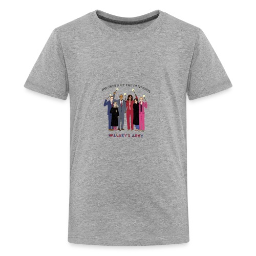 The Order of the Pantsuits: Hillary's Army - Kids' Premium T-Shirt