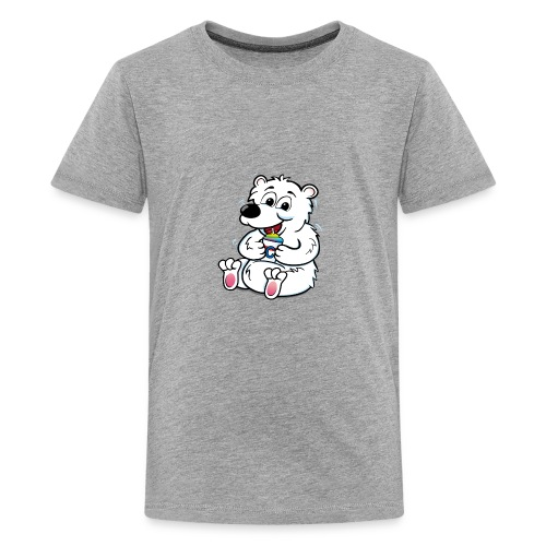 Bear right RGB300 - Kids' Premium T-Shirt