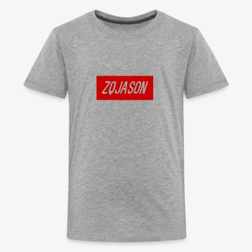 ZQJasons Name Icon - Kids' Premium T-Shirt