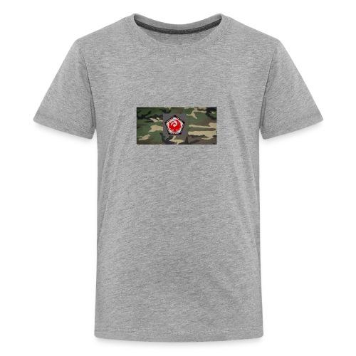 Paradox Core camo logo - Kids' Premium T-Shirt