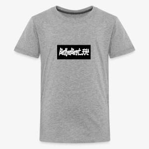 Bethebest332 logo - Kids' Premium T-Shirt