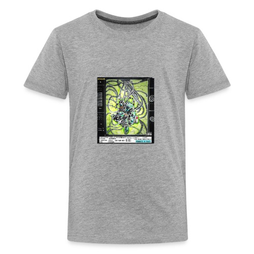exile tracklist - Kids' Premium T-Shirt