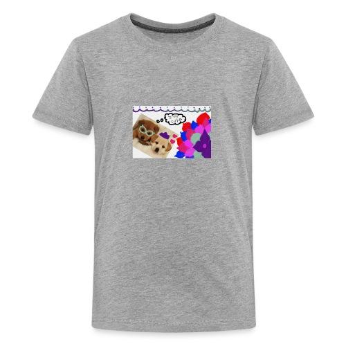 Im Cute Merchandise - Kids' Premium T-Shirt