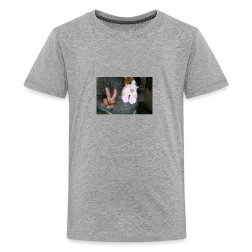 Photo on 7 31 17 at 6 04 PM 2 - Kids' Premium T-Shirt