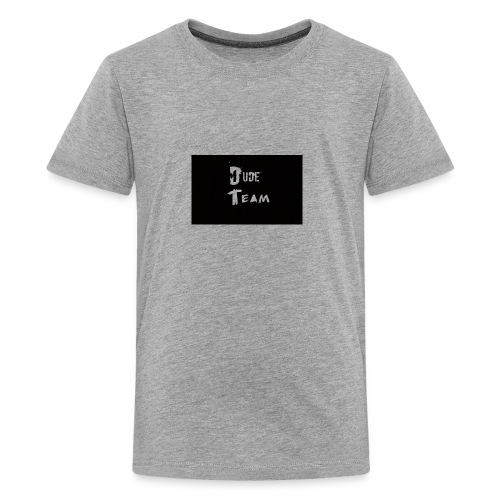 Dude Team - Kids' Premium T-Shirt