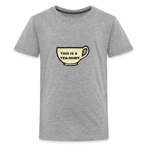 THIS IS A TEA-SHIRT - Kids' Premium T-Shirt