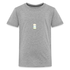 three little bunnies - Kids' Premium T-Shirt