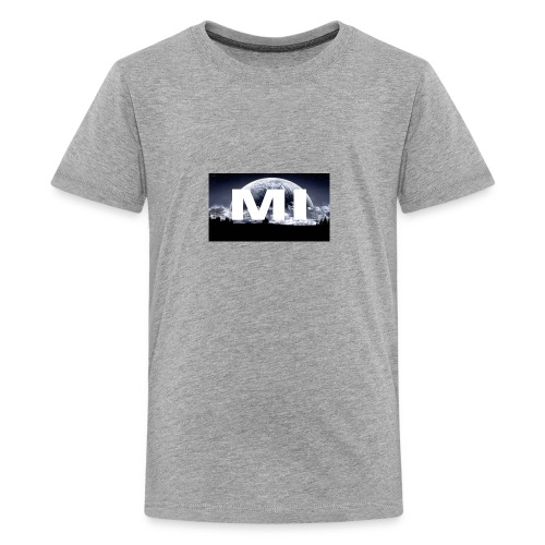 midnightisaac - Kids' Premium T-Shirt