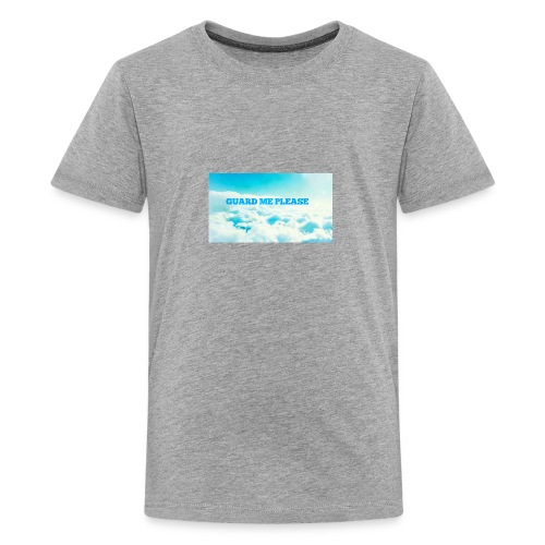 Guard Me Please - Kids' Premium T-Shirt