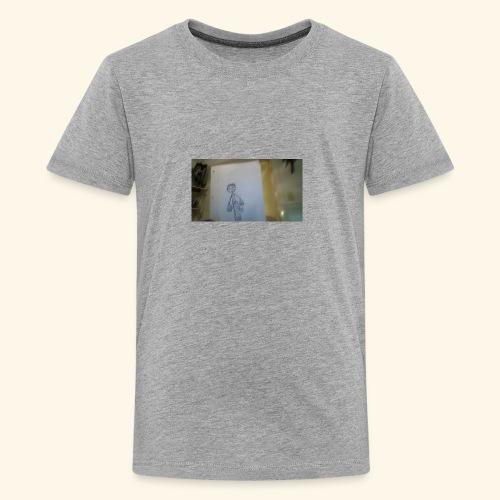 Isaiahw4100 Merchandise - Kids' Premium T-Shirt